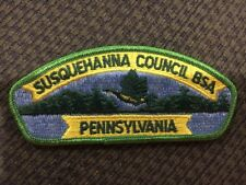 MINT CSP Susquehanna Council PA  S-5