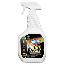 Clorox Urine Remover for Stains and Odors, 32 Ounce Spray Bottle, 31036 - Each