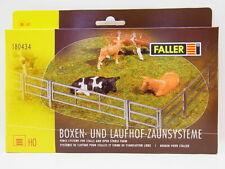 180434 Faller HO recinzione in ferro per animali e altro cm. 200