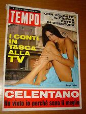 TEMPO 1970/11=MERLYN YORDAN=RAI VIA TEULADA=ELIO PETRI FILM=CELENTANO=LINDSAY J