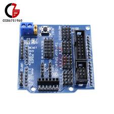 Uno Mega Duemilanove Sensor Motor Shield V5 Digital Analog Module For Arduino