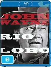 RIO LOBO (1970 John Wayne) -  Blu Ray - Sealed Region B for UK