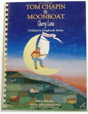 Tom Chapin Moonboat Songbook (Signed)