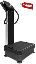 New Dual Motor 1500w Whole Body Power Vibe Vibration Plate Exercise Machine