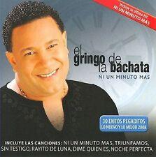 NEW Ni Un Minuto Mas. Lo Nuevo Y Lo Mejor 2008. (Audio CD)