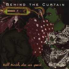 Behind the curtain till BIRTH do us part sensory CD NUOVO