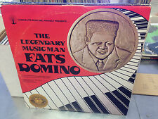 Fats Domino The Legendary Music Man vinyl 2x LP Candlelite 1976