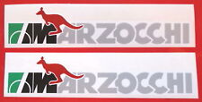 DUCATI BEVEL NCR/SS/TT2/MARZOCCHI RACE DECALS/GREY/LARG
