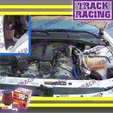 05-10 DODGE MAGNUM/CHARGER/CHALLENGER/300 3.5L V6 COLD AIR INTAKE+K&N Black Red