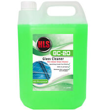 GC-20 Glass Cleaner 5L - Ultimate Streak Free Cleaning - Alcohol Based Cleaner