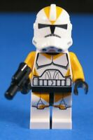 Custom Star Wars Keeli Company Member minifigures clone trooper on lego brick