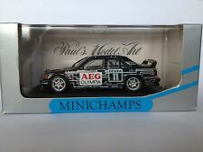 MINICHAMPS 1:43 Mercedes 190 E EVO 2 Snobeck 93010