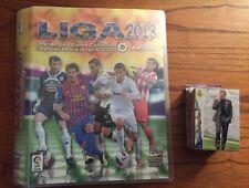 Liga 2013 - Mundicromo Quiz game collection - Album and 143 Different cards