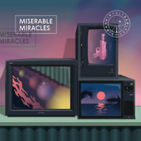 Pinkshinyultrablast : Miserable Miracles CD (2018) ***NEW*** Fast and FREE P & P