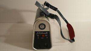 RARE CLEAN VINTAGE GRAFLEX 4-D CELL BATTERY STROBOMITE FLASH STROBE POWER PACK
