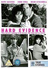 HARD EVIDENCE KATE JACKSON DEAN STOCKWELL FREMANTLEMEDIA UK 2013 REGION2 DVD NEW