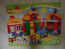 LEGO Duplo 10525 Big Farm New Factory Sealed