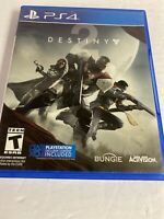TESTED Destiny (Sony PlayStation 4, 2017) PS4