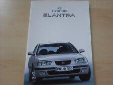 54129) Hyundai Elantra Lantra Prospekt 08/2000
