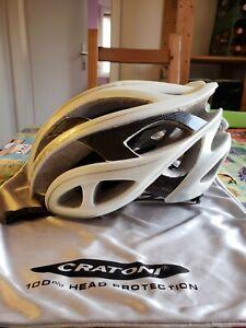 Cratoni Terron Rennradhelm Fahrradhelm Damen Herren Helm