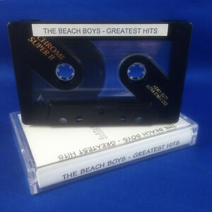 THE BEACH BOYS: Greatest Hits (EXTREMELY RARE IN HOUSE 1998 PROMO CASSETTE)