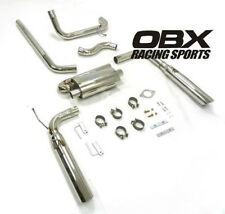 OBX Catback Exhaust For 1998 To 2001 Chevrolet Camaro & Pontiac Firebird 3.8L V6