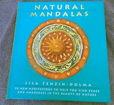 Natural Mandalas: 30 New Meditations to Help You Find Peace & Awareness in t…
