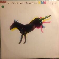 THE ART OF NOISE • LEGS • Vinile 12 Mix • 1985 CHINA RECORDS