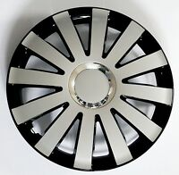 "SET OF 4 16"" WHEEL TRIMS,RIMS TO FIT VAUXHALL SIGNUM, VECTRA, ZAFIRA + GIFT #D"