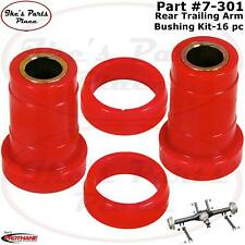 Prothane 7-301 Rear Trailing Arm Bushing Kit w/out SHELLs 63-72 Chevy Trucks