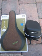 Selle Royal Becoz Moderate Comfort Gents SELLA / SEDILE con libero SADDLE BAG