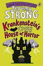 Krankenstein's Crazy House of Horror (Cosmic Pyjamas), Jeremy Strong | Paperback