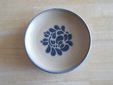 """Pfaltzgraff USA FOLK ART Set of 6 Salad Plates 6 7/8"""" sm bkstmp"""