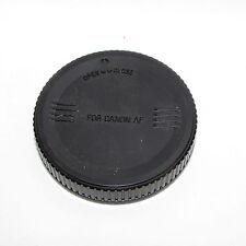 Sigma Posterior Tapa Objetivo Para Canon Af Ef EF-S Fabricado en Japón Genuino