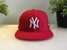 New Era YANKEES Cap 7 3/8 Rar New York Limp Bizkit