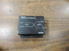 Xantech Sllc1 Speaker Level to Line Converter