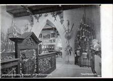 BRAUNSCHWEIG (ALLEMAGNE) VATERLANDISCHES MUSEUM / TREPPENHAUS Salle d'ARMES 1900