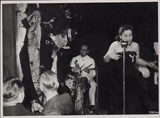 'Paul Sange' (William Saunders). Female Singe. Drums.  RM.786