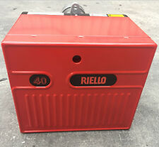 40 G3 RIELLO Light oil burner Suits MANY Boilers ,Can Replace Riello 40 G3B 2017