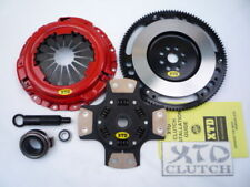 AMC STAGE 3 CLUTCH & XLITE FLYWHEEL KIT 94-01 INTEGRA CIVIC CRV *4 PUCK SPRUNG
