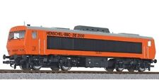 SH LILIPUT l132056 Diesel locomotive HENSCHEL-BBC de 2500 A/C Courant alternatif