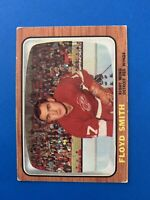 Floyd Smith 1966-67 Topps Vintage Hockey Card #106 Detroit Red Wings