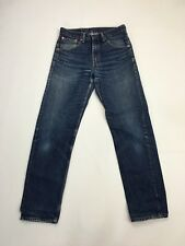 Men's Levi 521 'Straight' Jeans - W31 L32 - Navy Wash - Great Condition