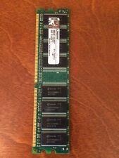 Kingston 512MB 184-Pin DDR SDRAM Unbuffered DDR 400 (PC 3200) KTH-D530/512