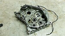 01 Suzuki SV650 SV 650 S SV650s right side engine crank case cases block bottom
