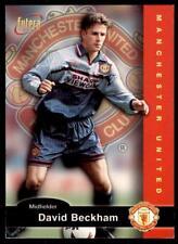 Futera Manchester United 1997 - David Beckham (First Team) No.6