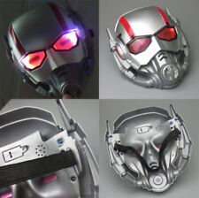 Nuevo Hombre Hormiga Marvel Infinito Héroe de la guerra luz LED Hasta Niños Máscara De Disfraz Elaborado Vestido