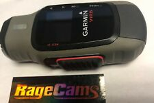 Garmin VIRB Elite HD GPS Action Sports Camera Cam WI-Fi WIFI Grey Mint W/Battery