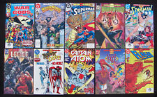WAR OF THE GODS + All Croosovers - 25 Books Complete (Marvel 1991) - 9.4 NM