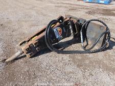 New listing 2015 Stanley Mb05S04 Skidsteer Attachment Breaker Demo Hammer 500lb bidadoo